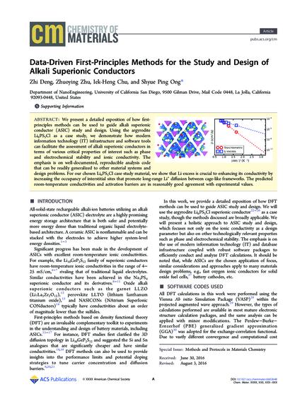 Publications – Materials Virtual Lab